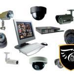 Serviço de instalação de câmeras